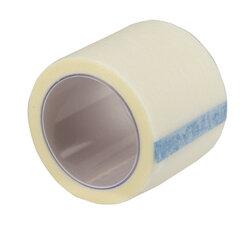 Лейкопластырь медицинский фиксирующий в рулоне LEIKO 3х500 см, на нетканой хлопчатобумажной основе, в картонной коробке