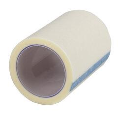 Лейкопластырь медицинский фиксирующий в рулоне LEIKO 5х500 см, на нетканой хлопчатобумажной основе, в картонной коробке