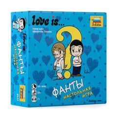 """Игра настольная детская карточная """"Love is…Фанты"""", в коробке, ЗВЕЗДА, 8955"""