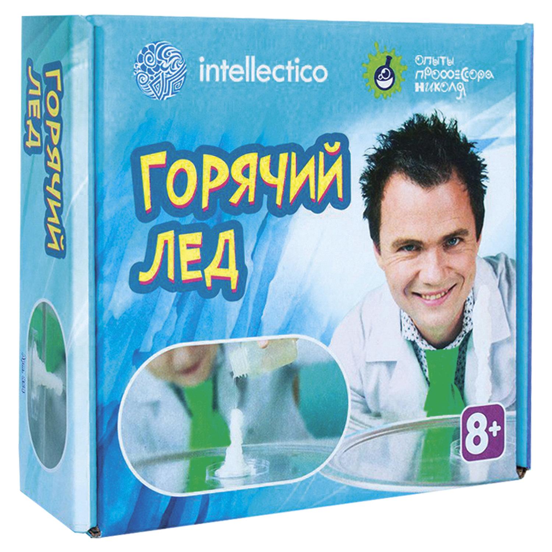 """Набор для экспериментов """"Опыты профессора Николя. Горячий лед"""", INTELLECTICO"""