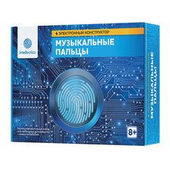 """Электронный конструктор """"Музыкальные пальцы"""", INTELLECTICO, 1007"""