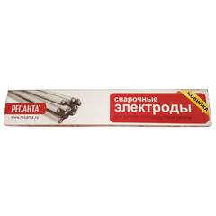 Электроды сварочные МР-3, РЕСАНТА, диаметр 5 мм, пачка 3 кг