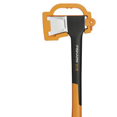Топор-колун FISKARS X11-S, длина 444 мм, вес 1100 г, топорище из материала FiberComp