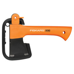 Топор универсальный FISKARS X5-XXS, длина 231 мм, вес 560 г, топорище из материала FiberComp