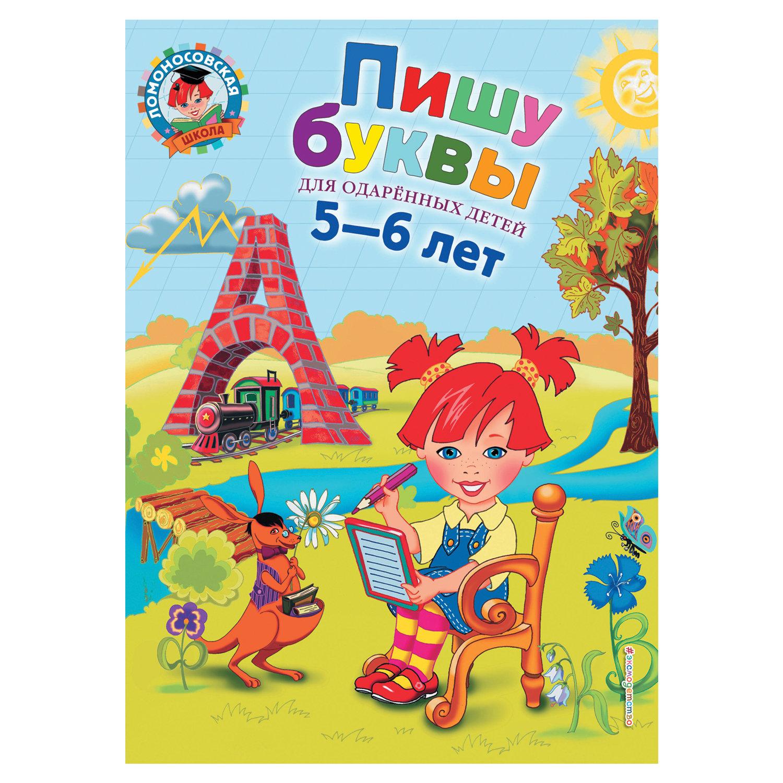 Пишу буквы: для детей 5-6 лет. Володина Н.В.