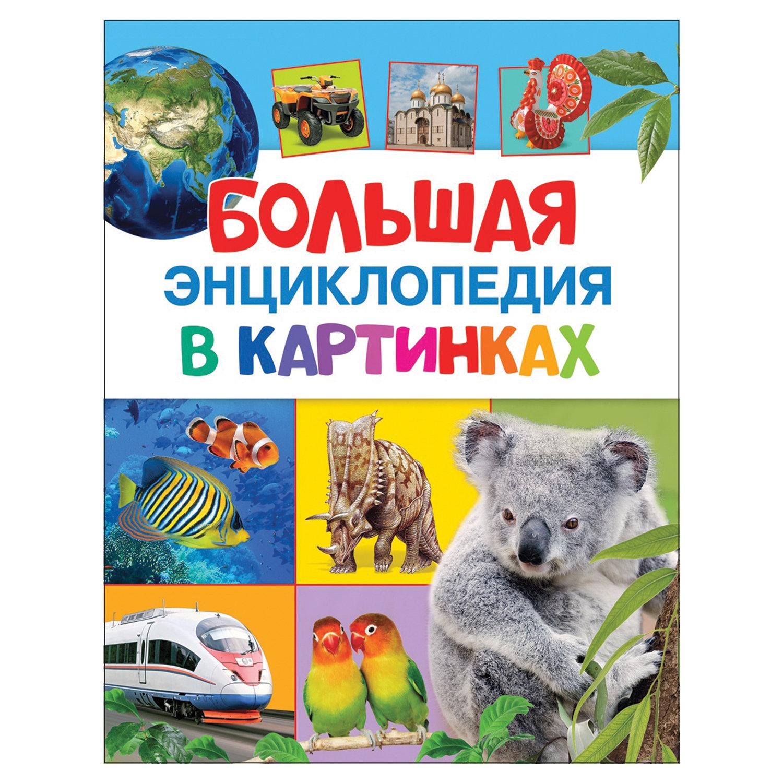 Большая энциклопедия в картинках. Котятова Н.И.